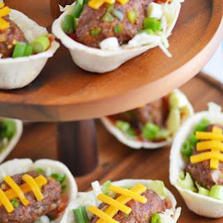 Football Taco Boats Recipe