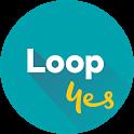 Optus Loop icon