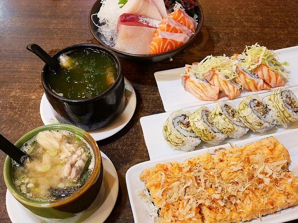 三采壽司館-台南東區壽司  平價餐點選擇多  不用花大錢也能品嘗新鮮好味道@