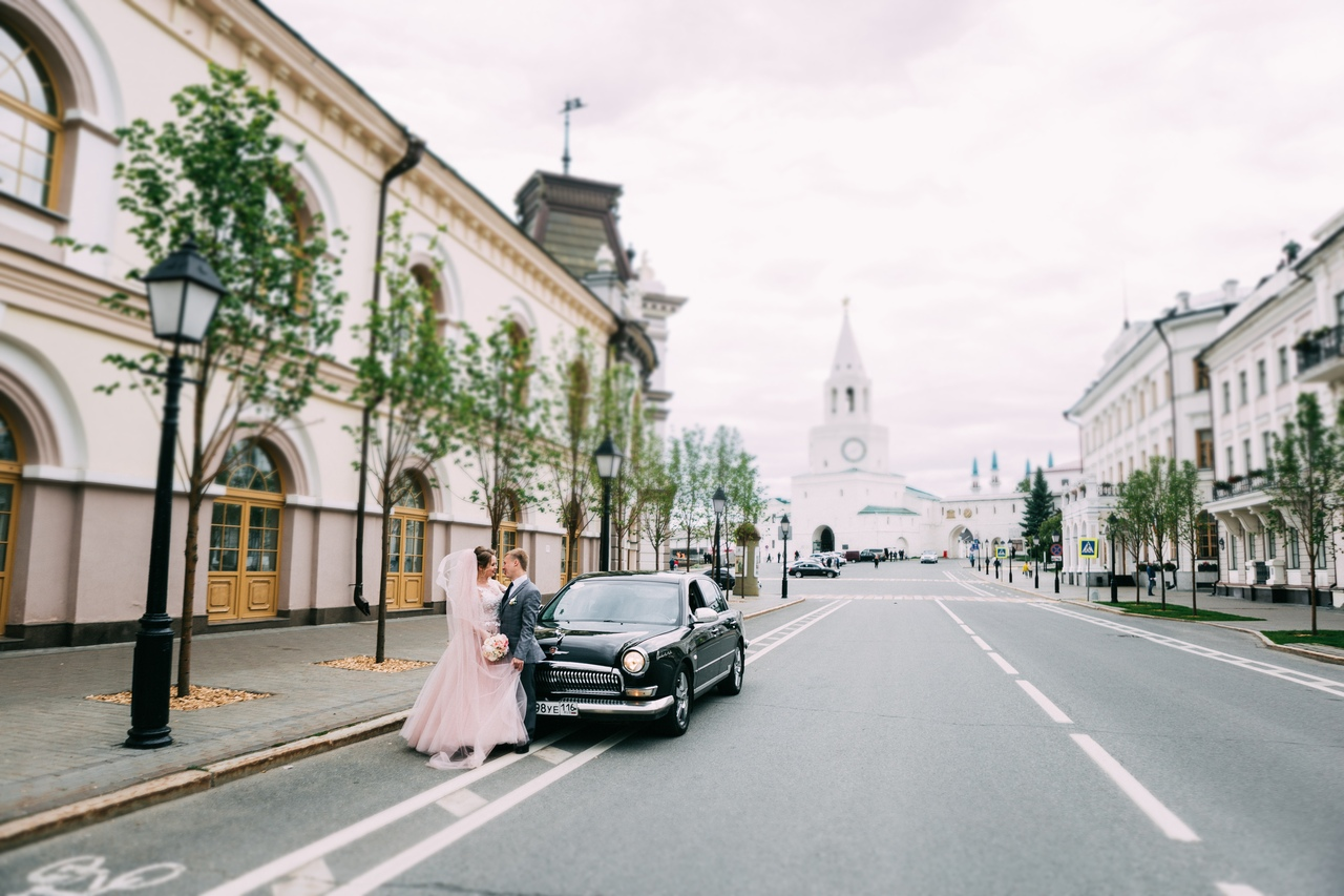 Юлия Елькина в Казани