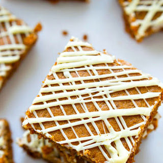 Soft-Baked Gingerbread Cookie Bars