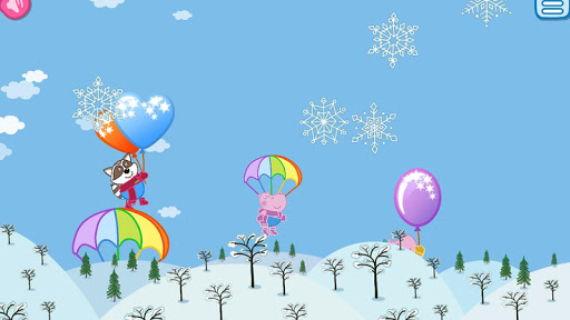 Pop Balloons: Winter games Apk Download Free for PC, smart TV