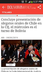 boliviaentusmanos screenshot 2