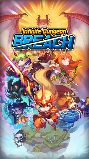 Infinite Dungeon Breach: Pet Raising Idle RPG 2.1.3 de.gamequotes.net 1