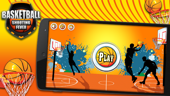 Basketball Shooting Fever: Netball Sports Game - náhled