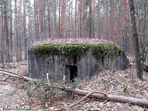 Photo: ДОТ 508 взорван