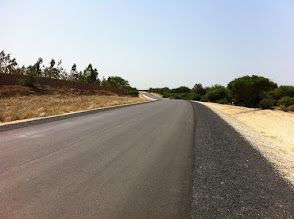 Photo: New road, quick and simple