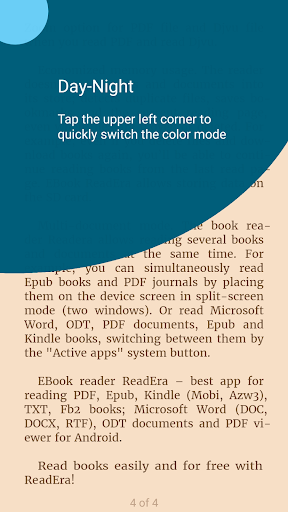 ReadEra - book reader pdf, epub, word screenshot 5