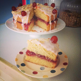 Bakewell Cake and The Great British Bake Off