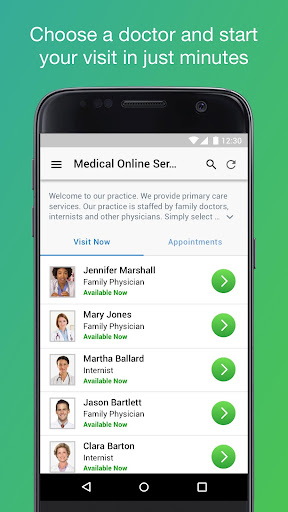 Amwell: Doctor Visits 24/7 12.0.8.015_03 screenshots 4