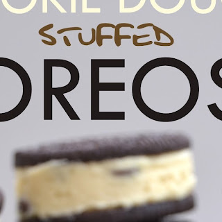 Oreo Cookie Dough Recipes