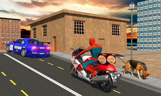 Spider Hero Pizza Delivery 1.5 {cheat|hack|gameplay|apk mod|resources generator} 5