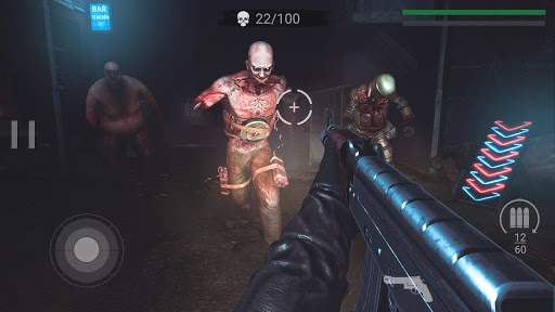 Zombeast: Survival Zombie Shooter apkpoly screenshots 3