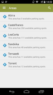 Fastprk, Find a Parking Space!: miniatura de captura de pantalla