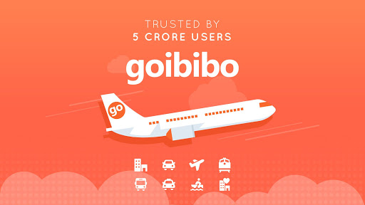 Goibibo - Hotel Car Flight IRCTC Train Bus Booking screenshot 2
