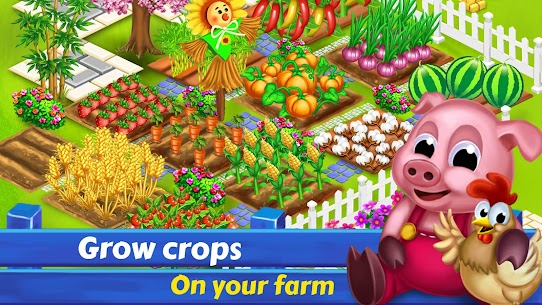 Big Little Farmer Offline Farm 4