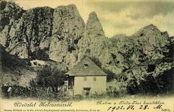 Photo: Cheile Tureniului - Moara - 1902 sursa http://postcards.hungaricana.hu/hu/225826/ si  http://postcards.hungaricana.hu/hu/view/front/11928/?bbox=-90%2C-2728%2C3434%2C558  Facebook, Gabriella Leu https://www.facebook.com/photo.php?fbid=1567079126866998&set=a.1562440263997551.1073742046.100006947761396&type=3&theater