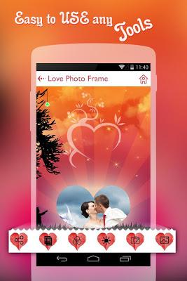 Love Photo Frames - screenshot