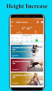 Height Increase Exercise – Workout height increase 5.2 [MOD APK] Latest 1