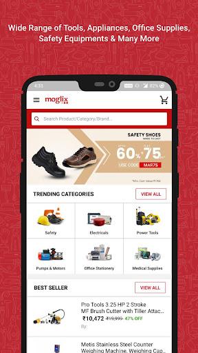 Moglix - Online Industrial & Business Shopping screenshots 2