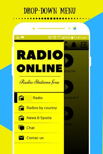 1640 AM Radio stations online screenshots 1