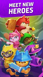 Cat Force – Free Puzzle Game 1