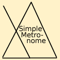 Simple Metronome icon