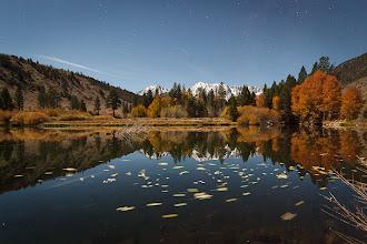 Photo: Near Mono Lake