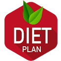 Diet Plan For Weight Loss Healthy Food For Fitness icon