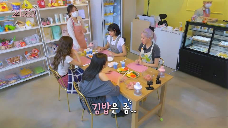 BLACKPINK - '24_365 with BLACKPINK' EP.9 2-18 screenshot