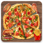 Pizza Burger Crush Game Free