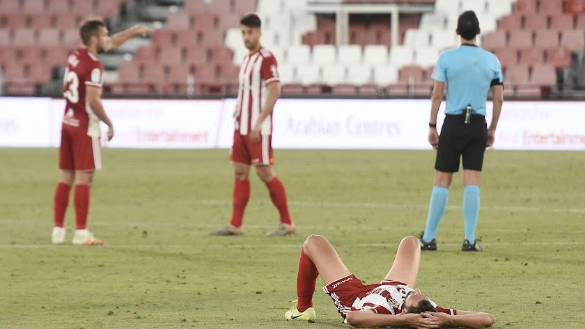 El Almería ha perdido muchos puntos en la segunda vuelta.