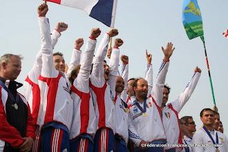Photo: 8France, champions du Monde 2010