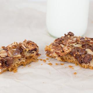Almond Joy Magic Cookie Bars.