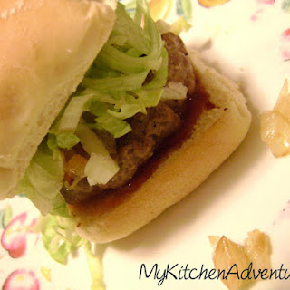 Mini Burgers Sauce Recipes