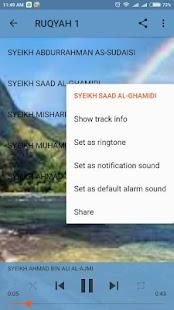 MP3 RUQYAH AYAT KURSI - náhled