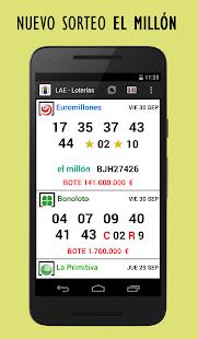 LAE - Loterías - náhled