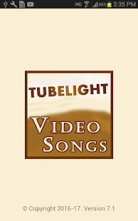 Video Songs of Tubelight Movie 2017- screenshot thumbnail