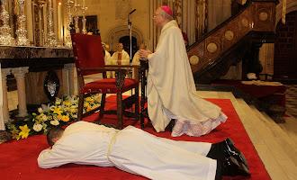 Antonio Jesús González Jover es ordenado sacerdote