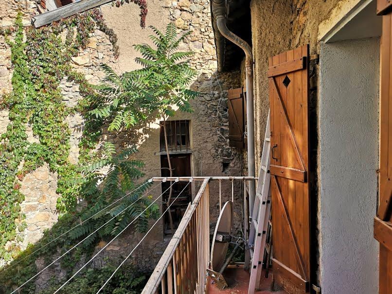 Vente appartement 4 pièces 57 m² à Belvédère (06450), 77 000 €