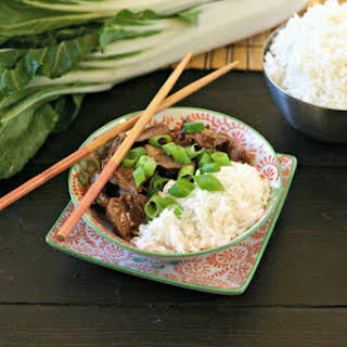 Chinese Inspired Pot Roast {Slow Cooker}.