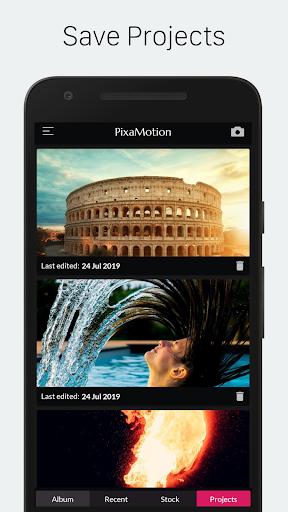 PixaMotion Loop Photo Animator & Photo Video Maker 1.0.3 screenshots 7