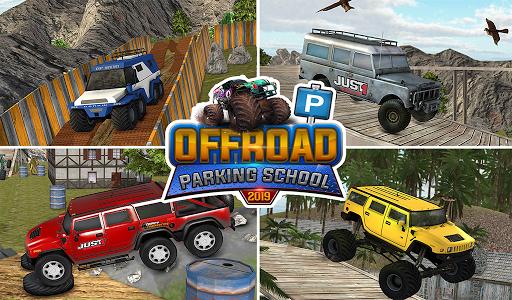 Off road Jeep Parking Simulator: Car Driving Games 1.4 screenshots 1