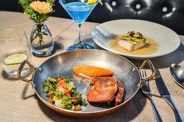 台北法式餐廳推薦Chou Chou-華而不貴,平價但細膩的美味料理 東區忠孝敦化美食