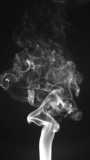 煙 ライブ壁紙