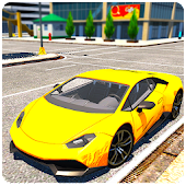 Extreme Car Driving Simulator- Free Driving Games