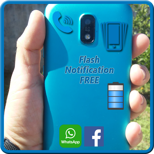 Flash light Notification free