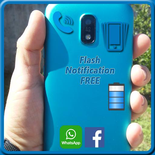 Flash light Notification free