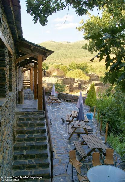 Photo: Vista de la zona de terraza