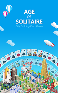 Solitaire : Age of solitaire city building game - náhled